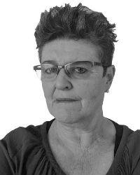 Künstlerin Eveline Koschat